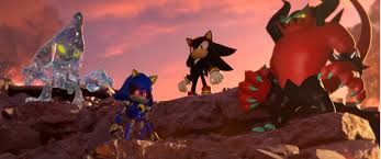 Sonic Forces E3 2017 villains