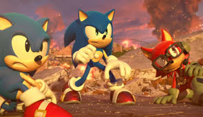 Sonic Forces E3 2017 3