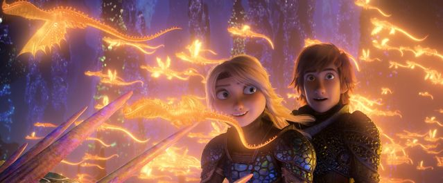 Hiccup_and_Astrid_discover_a_mysterious_new_world