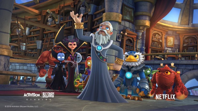 skylanders academy season 3 teaser screenshot