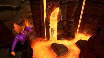 spyro 2 reignited magma cone