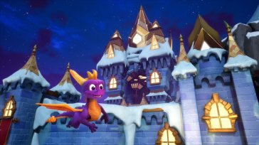 spyro 2 reignited winter tundra