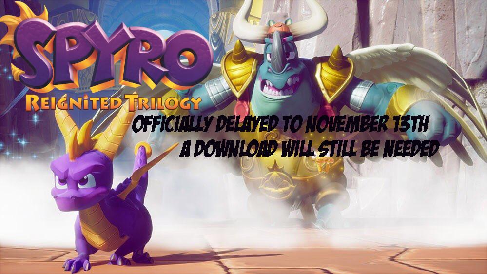 spyro reignited demo ps4 download