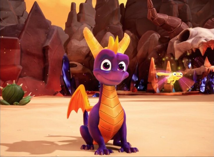spyro reignited skelos badlands