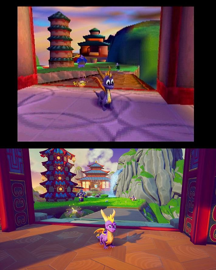 spyro 3 reignited bamboo terrace