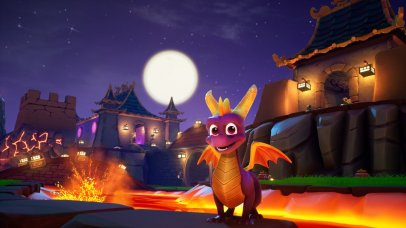 spyro 3 reignited fireworks factory