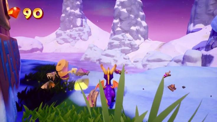 spyro 3 reignited frozen altars