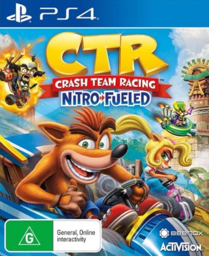 ctr nf cover