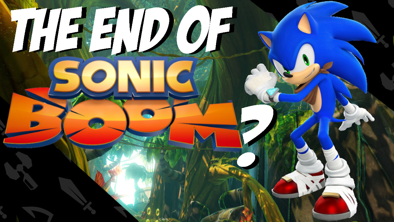 The End Of Sonic Boom Production Has Wrapped According To Recent Interview Blueknight V2 0